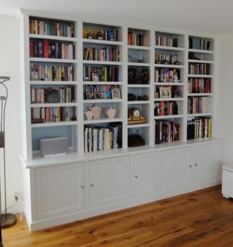 boekenkast maken | boekenkast | Pinterest | Shelves