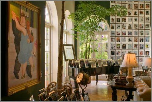 Wanddeko Ideen Bilder Familienfotos Wandgestaltung Ausstellung