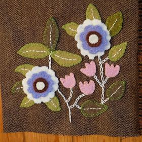 susis quilts: a new wool quilt