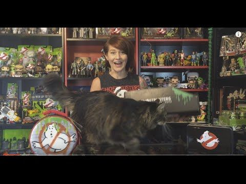 Yes Have Some Ghostbusters Loot Crate Limited Edition Unboxing W