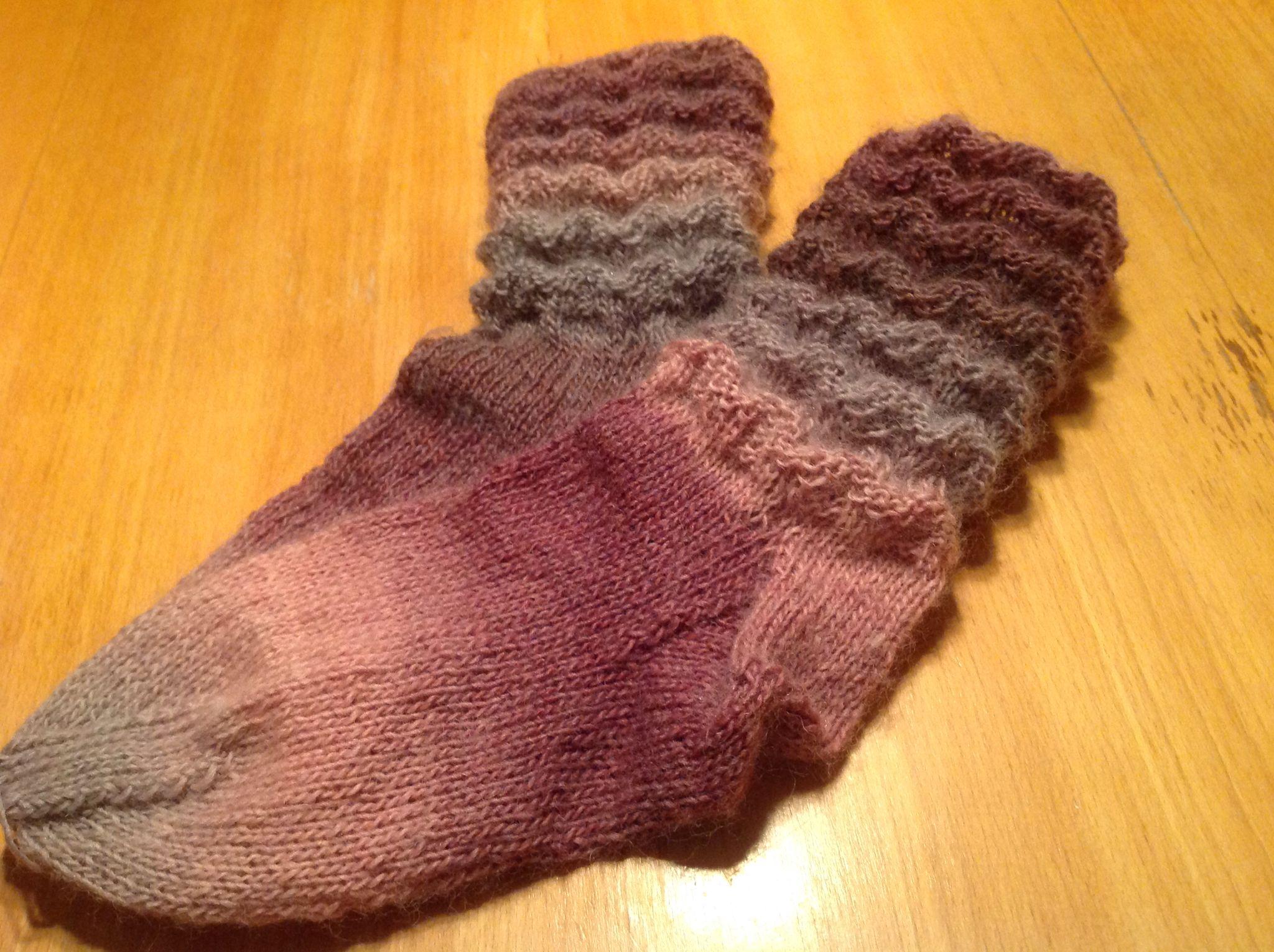 Fald ned sokker