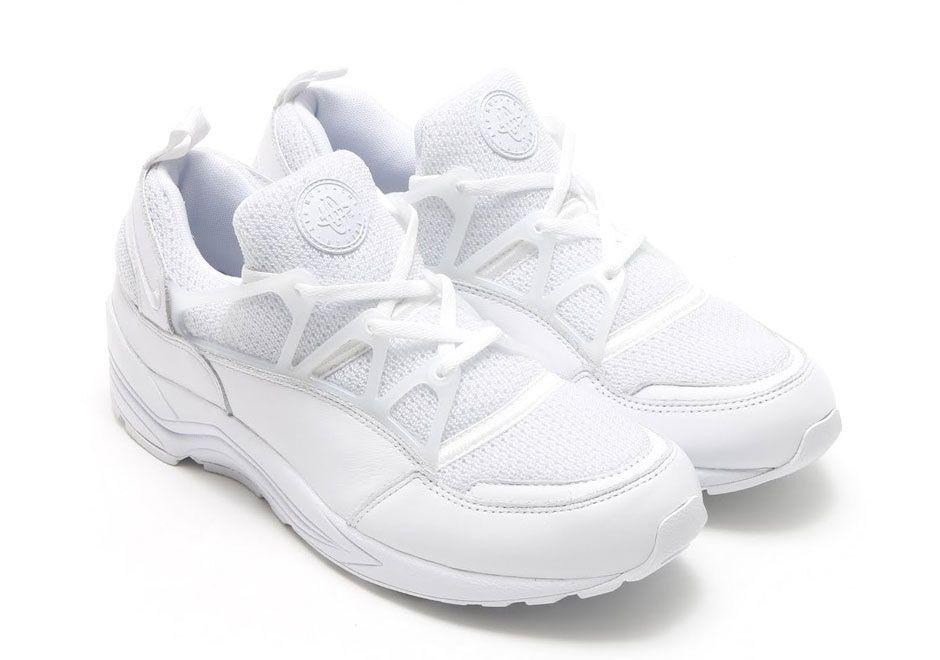 Nike Air Max Thea Triple Blanc Huarache