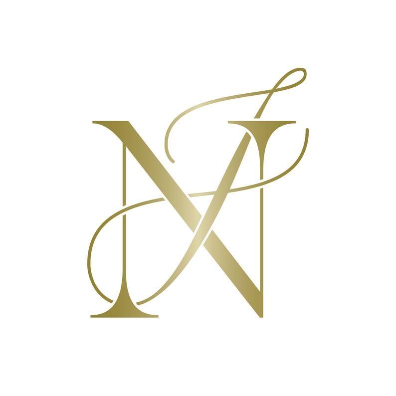 Wedding Logo Design Wedding Monogram Wedding Logo Jn Nj Etsy Wedding Logo Monogram Wedding Logos Monogram Wedding