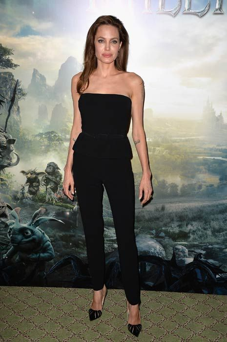 Celebrity transformations: Angelina Jolie's changing look - Photo 28 | Celebrity news in hellomagazine.com