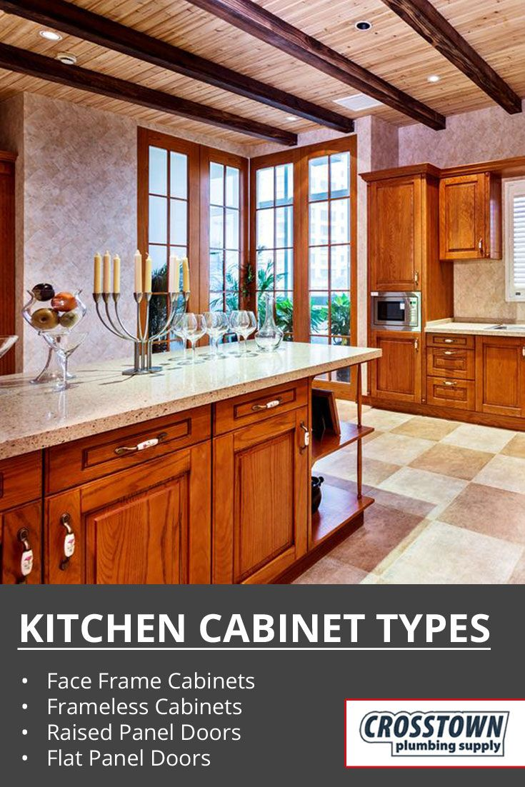 Framed Kitchen Cabinets Http Www Manufacturedhomepartsandsupplies Com Manufactured Types Of Kitchen Cabinets Frameless Kitchen Cabinets Face Frame Cabinets