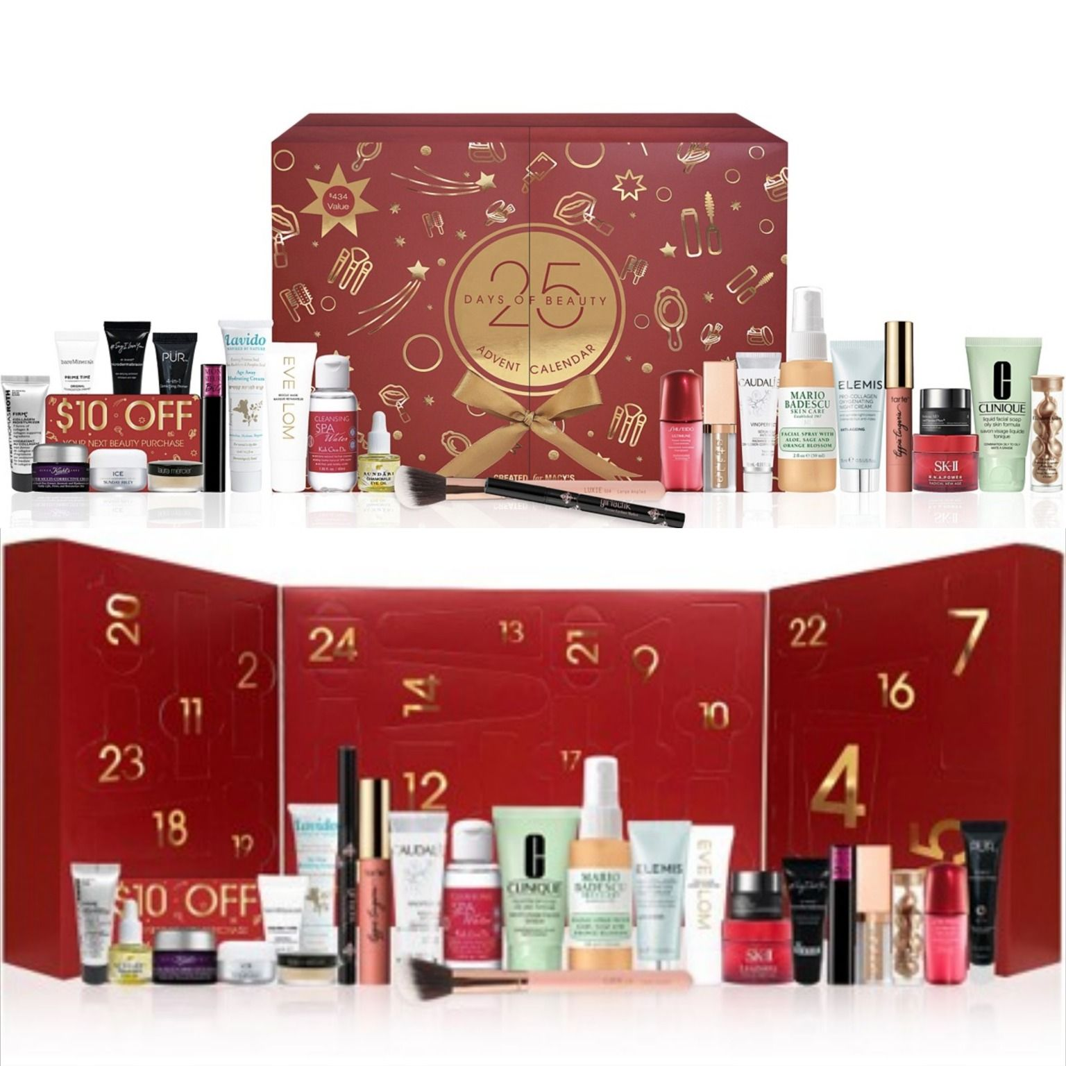 99 Best Beauty Advent Calendars For Christmas 2020 Hot Beauty Health Beauty Advent Calendar Best Beauty Advent Calendar Unique Christmas Gifts