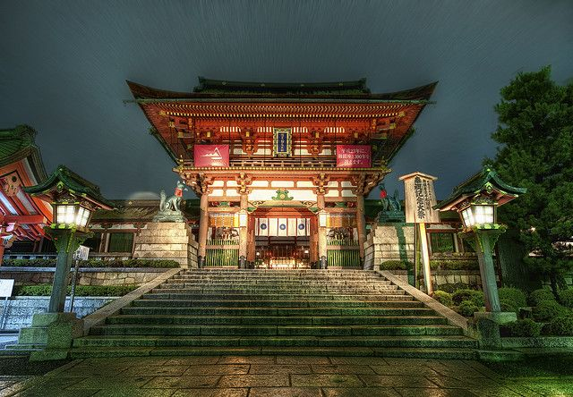 A Parting Shot of the Temple by Stuck in Customs, via Flickr