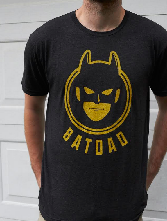 Image of Batdad Tee | Christmas Gift Ideas | Pinterest | Christmas ...