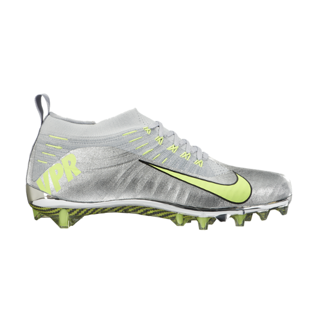 The Nike Vapor Ultimate Men's Football Cleat.