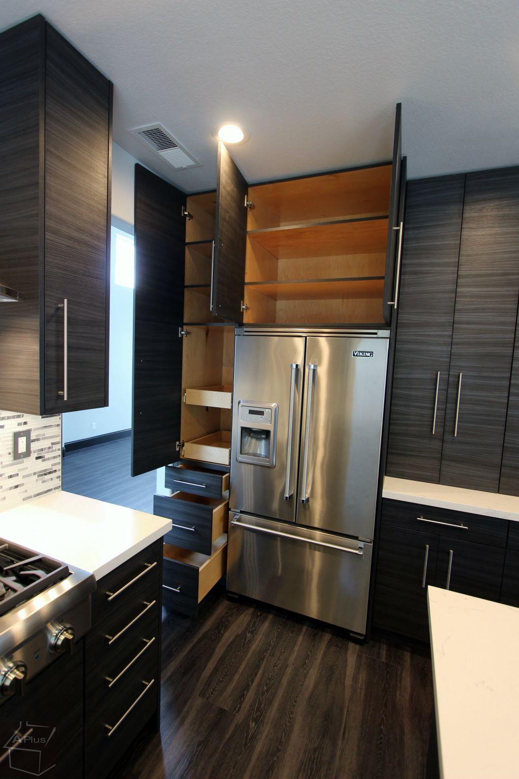kitchen #remodel with design build custom modern sophia line
