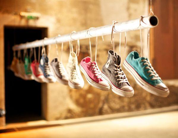 converse shoes toronto store fixture