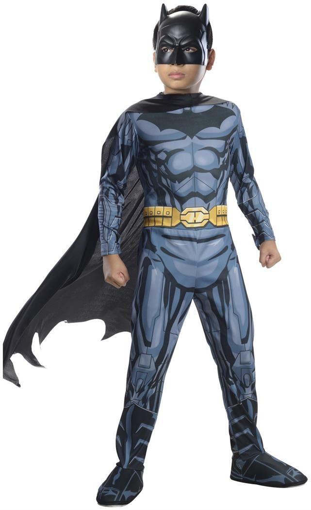 Kids Boys Superhero Costume Cosplay Halloween Carnival Party Fancy Dress UK