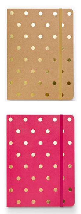 Polka Dot Notebooks By Sugar Paper · Desk SuppliesOffice ...