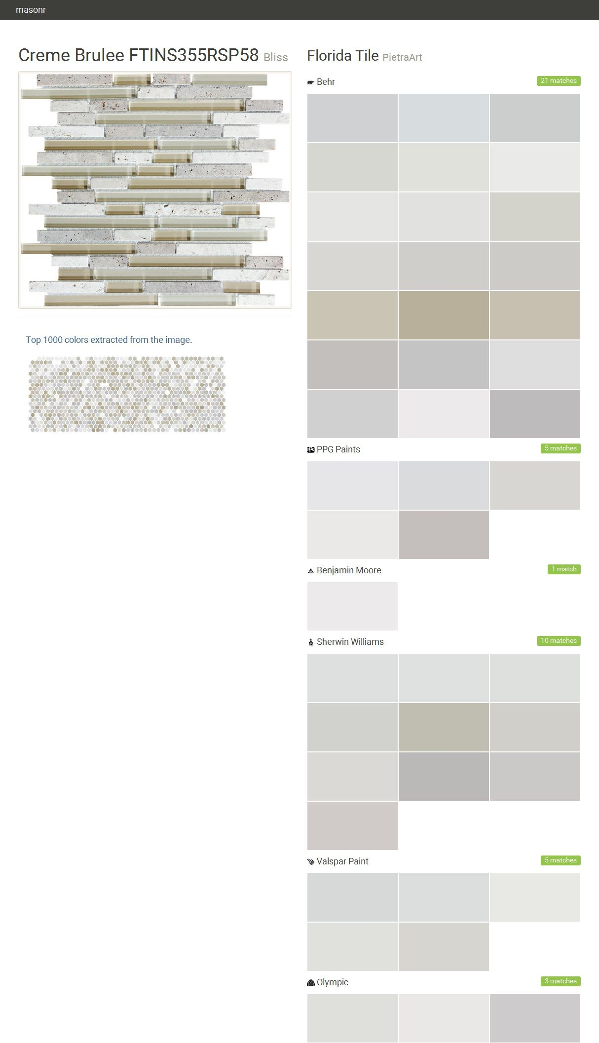 found it at wayfair marmi di napoli deco liner 4 x 12 resin tile in creme brulee master bathroom tile pinterest creme brulee bathroom tiling and - Benjamin Moore Creme Brulee