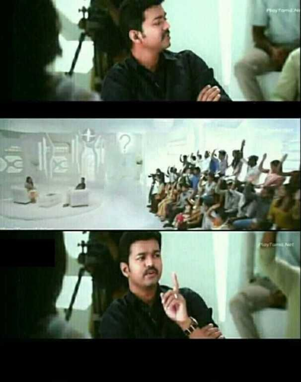 Generate Memes With Tamil Mersal Vijay Ungalla Ethana Peru