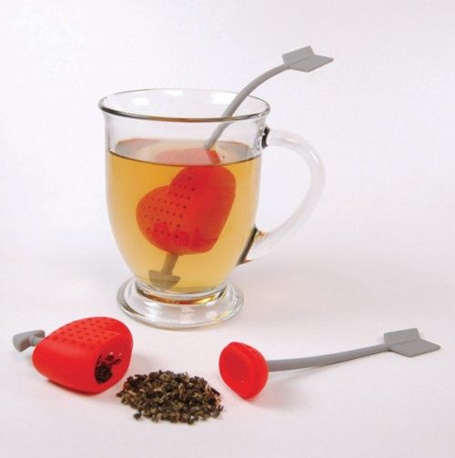 Tea to my Heart Infuser @Pascale Lemay De Groof