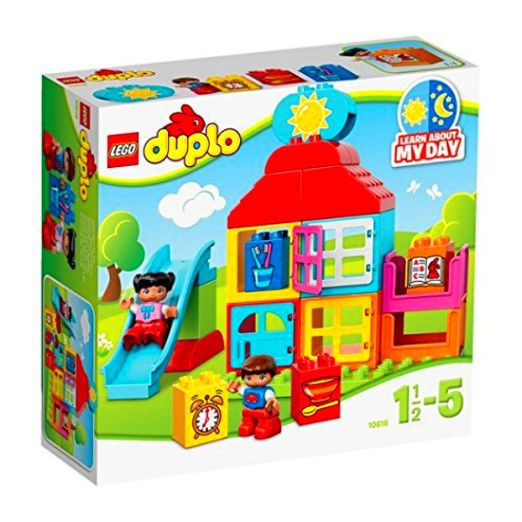 Lego #duplo my first playhouse style #blocks #bricks box kids set children toy ga,  View more on the LINK: 	http://www.zeppy.io/product/gb/2/192000699138/