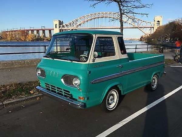 1965 Ford E Series Van Spring Special 1965 Ford Econoline Pickup
