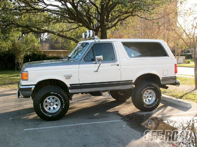 Ford Bronco Ford Bronco Xlt Information Ford Bronco Bronco