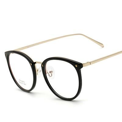 4b75a2a490c8 TR90 Women's Floral Round vintage Glasses Women Optical Frame Eyeglass –  novahe
