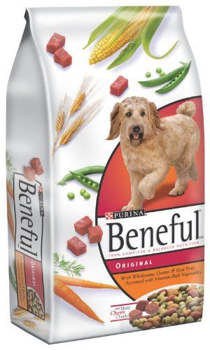 Purina Beneful Dog Food Never a Good Option. Here's Why