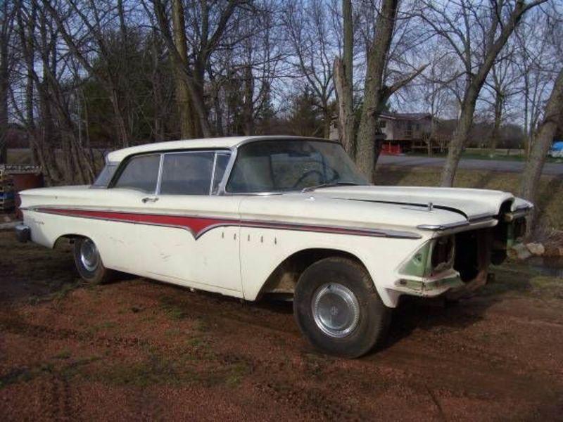 1959 Ford Edsel for sale - Cadillac, MI | OldCarOnline.com ...