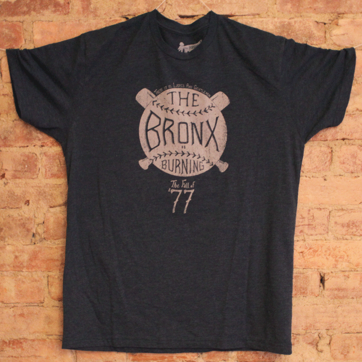 The Bronx is Burning - Womens by  The Pursuit of New York