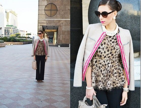 THE NEW ELEGANCE (by Mariagrazia Ceraso) http://lookbook.nu/look/4305411-THE-NEW-ELEGANCE