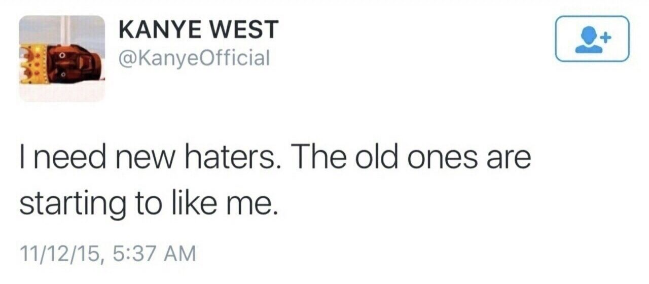 Kanye West In 2020 Rapper Quotes Tweet Quotes Instagram Quotes