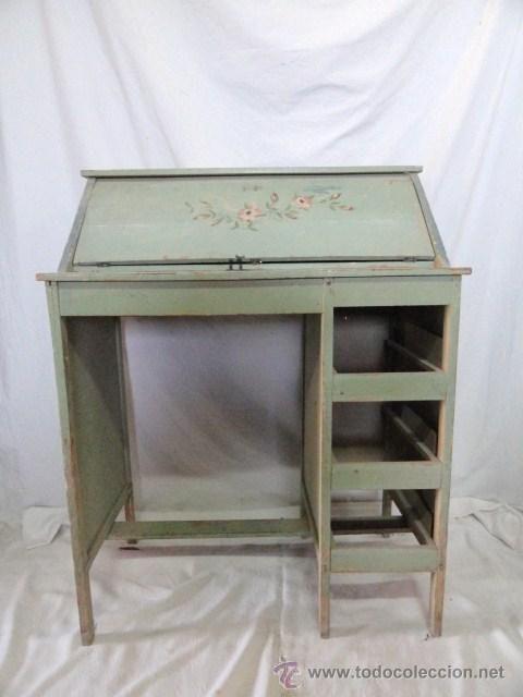 para nias antigedades muebles antiguos escritorios