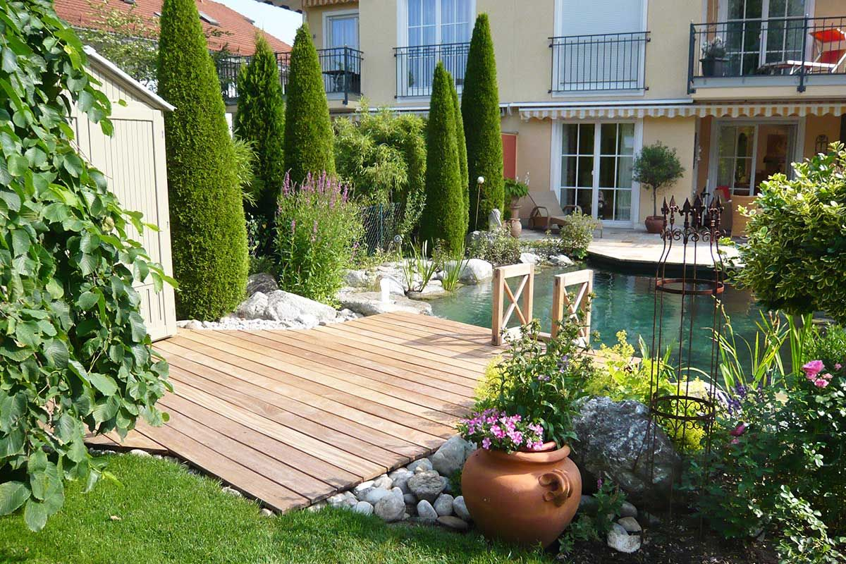 16 Toskanische Gartengestaltung In 2020 Gartengestaltung Garten Toskanischer Garten