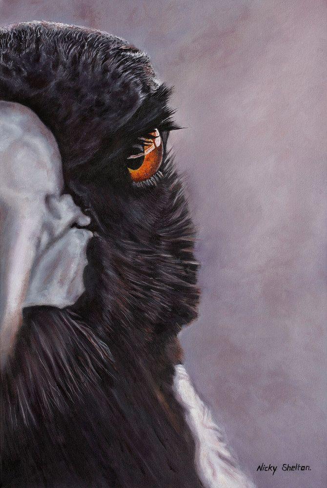 BEST IN SHOW Nicky Shelton Africa painting, Australian