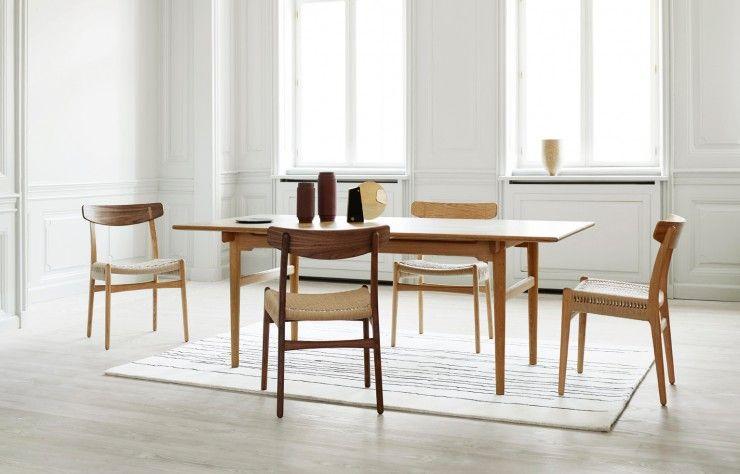 Carl Hansen vient d'annoncer la sortie d'une nouvelle chaise signée Hans Wegner, exhumée de ses archives. Une nouvelle icône pour le design scandinave…