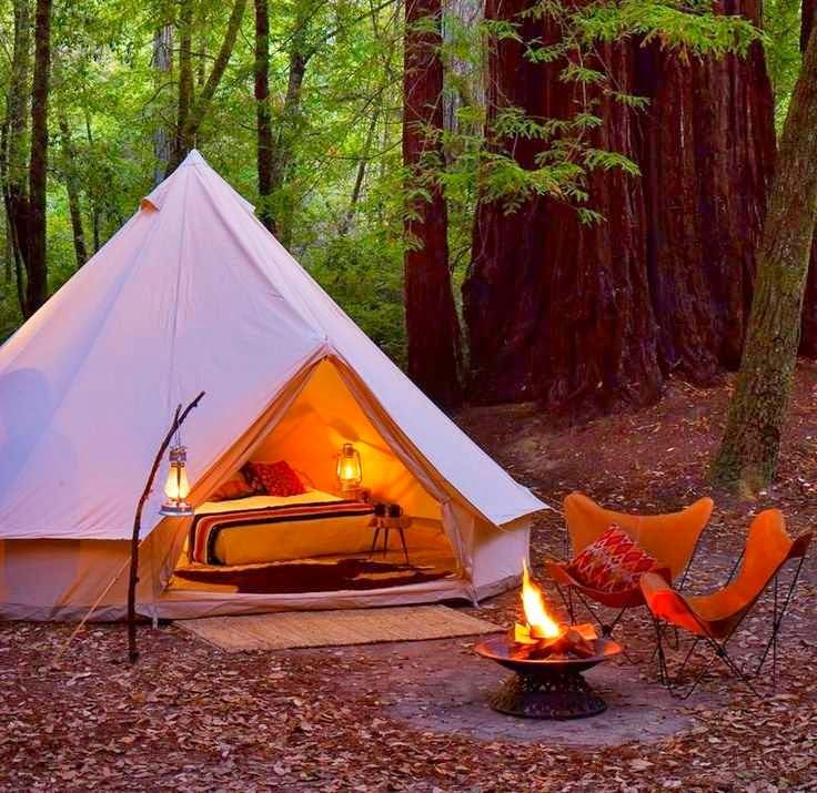 Have Trouble Sleeping Go Camping Camping De Lujo