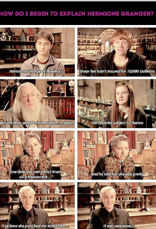 """When they mashed her up with Regina George. 