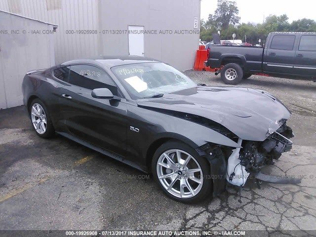 2015 Ford Mustang Gt Coupe For Sale Salvage Title Ford Mustang Gt 2015 Ford Mustang Salvage Cars