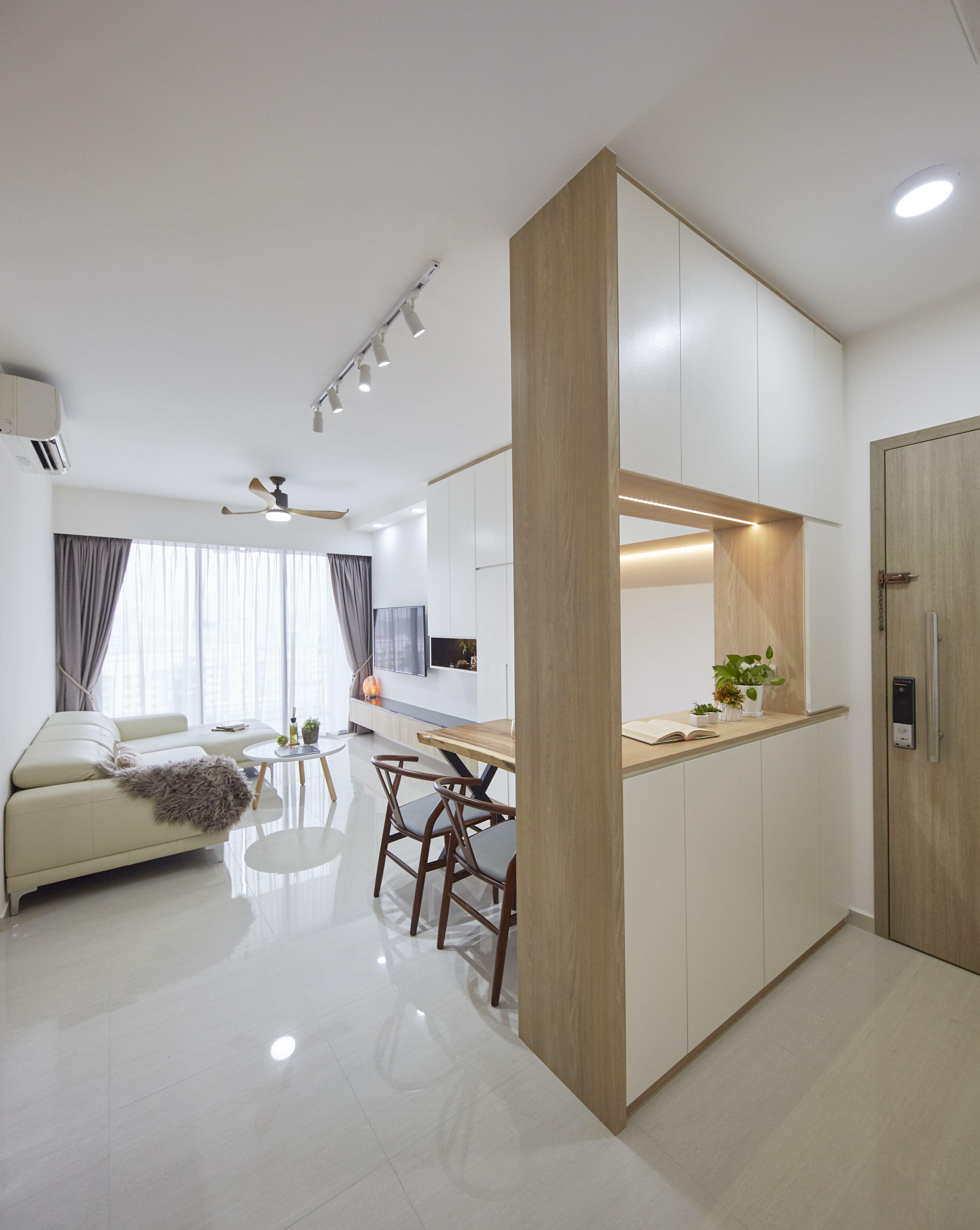 Carpenters Interior Design Condominium Design Singapore