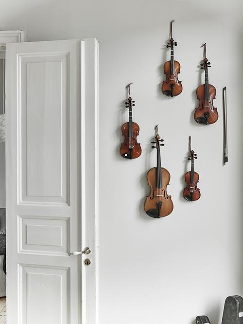 Imagem De Violin Door And White Violin Sweet Home