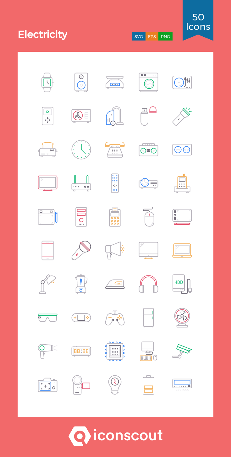 Download Electricity Icon Pack Available In Svg Png Eps Ai Icon Fonts Icon Pack Electricity Icon