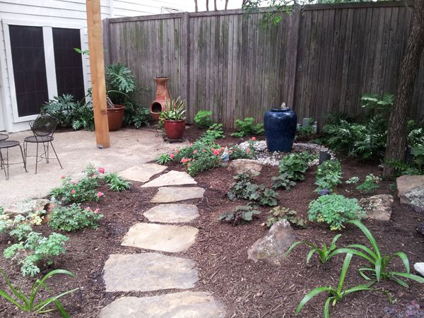 Our Townhouse Patio Backyard Renovation Wins Silver Teil
