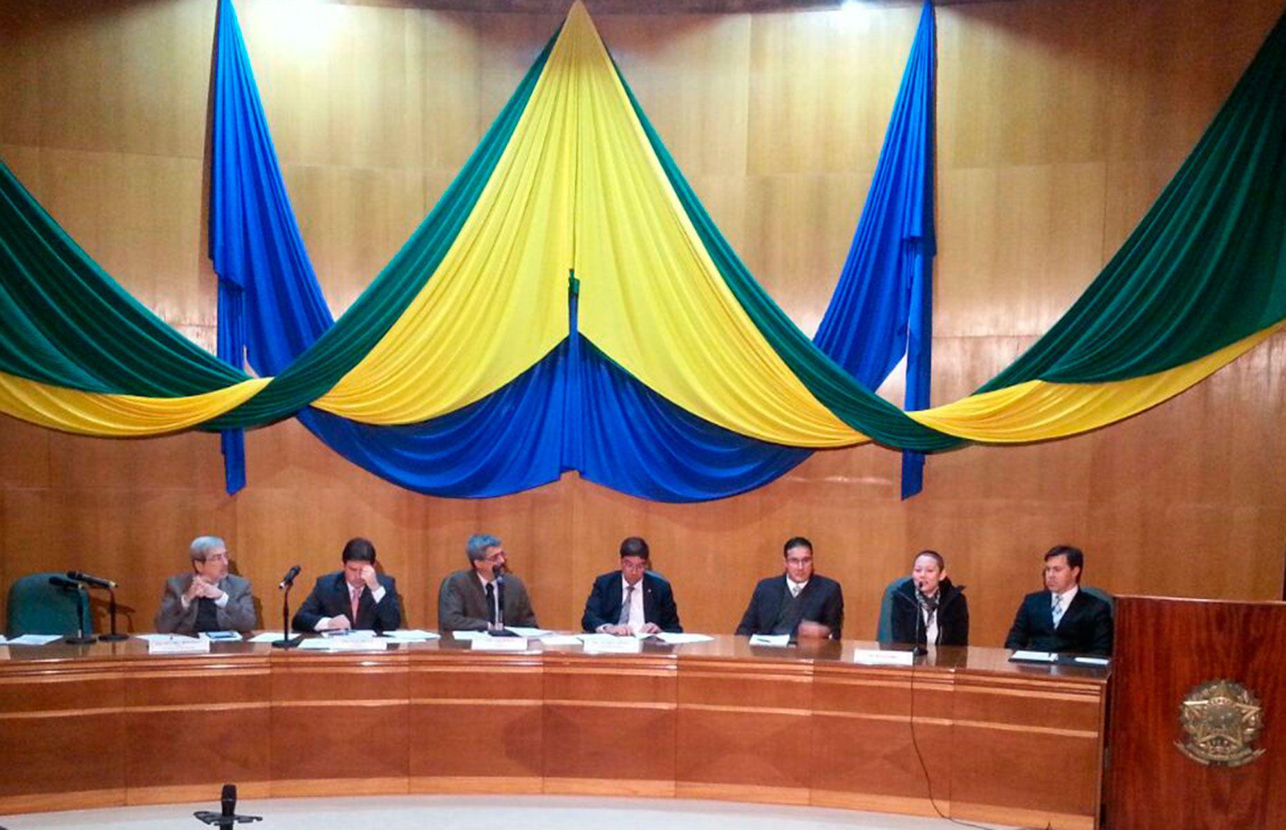 Nelma Kodama presta depoimento à CPI da Petrobrás - Foto: Ricardo Brandt/Estadão