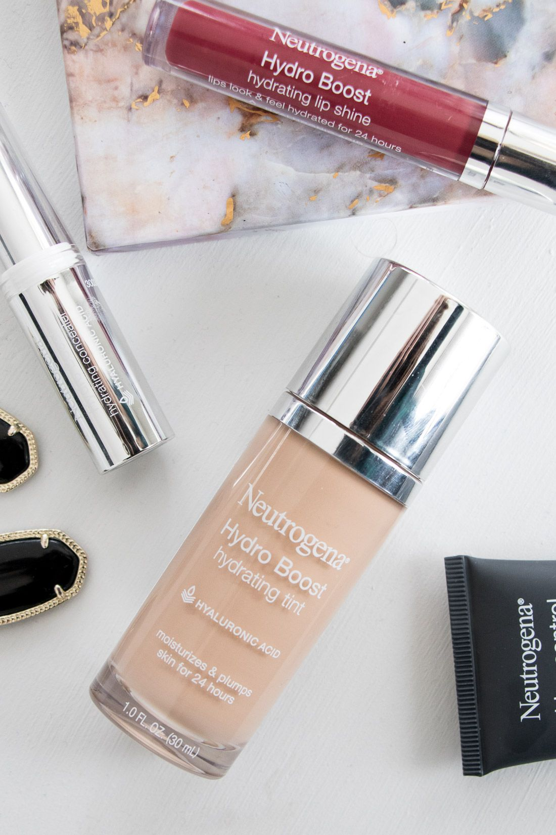 Easy Date Night Makeup With Neutrogena® Hydro Boost & Oh