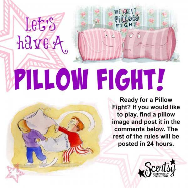 Pillow Fight Game Ideas: Pillow Fight Facebook Party Game  The rest of the rules are    ,