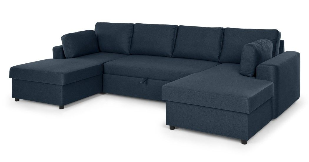Aidian Large Corner Sofa Bed With Storage Regal Blue Corner Sofa Bed With Storage Corner Sofa Bed Uk Corner Sofa Bed