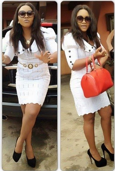 Check Out Mercy Aigbe Lace Style Mes Modèles African Fashion