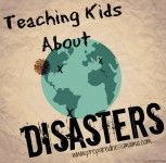 25 resources for teaching kids about disasters