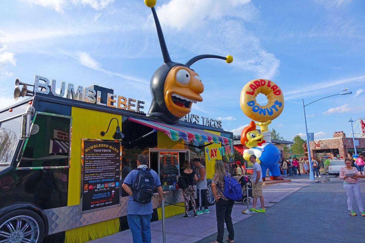 5 Best Universal Studios Florida Counter Service Restaurants Universal Studios Florida Universal Studios Universal Studios Orlando