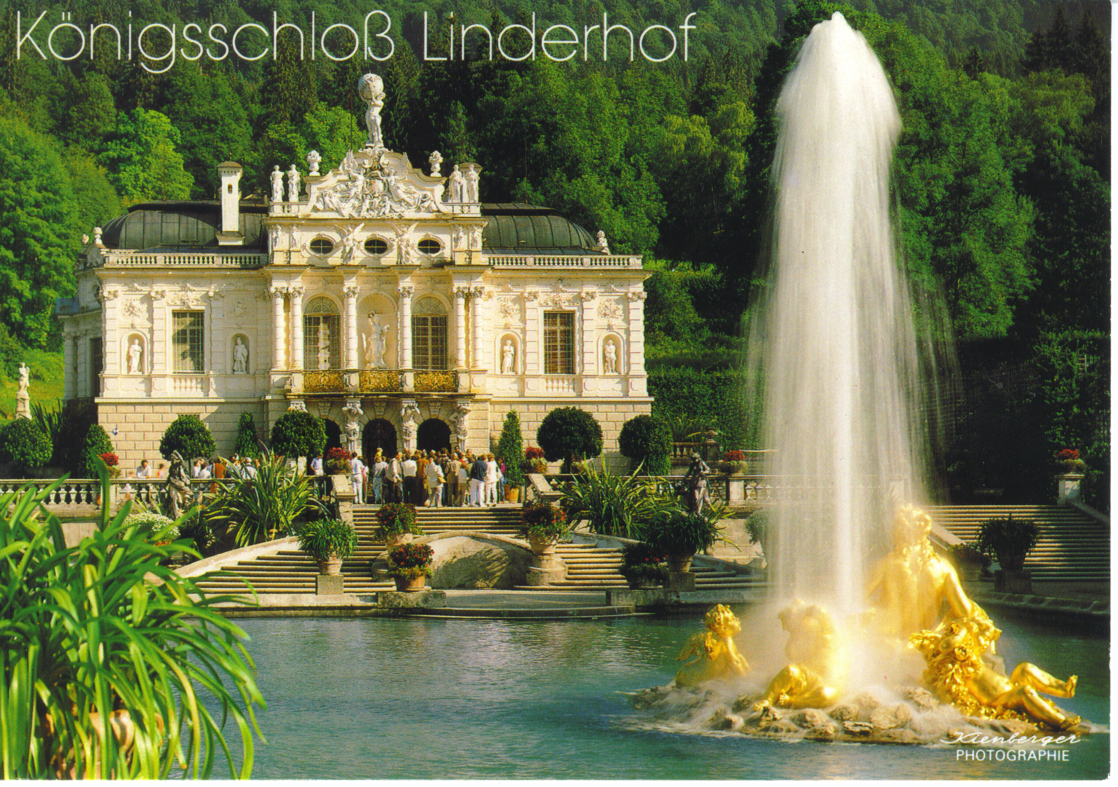 King Ludwigs Royal Castle Linderhof Quite A Story With This One Castle Linderhof Palace Cities In Germany