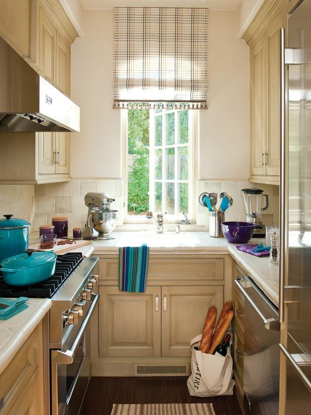 Modern Kitchen Window Treatments Kitchen Remodel Small Kitchen Design Small Kitchen Designs Layout