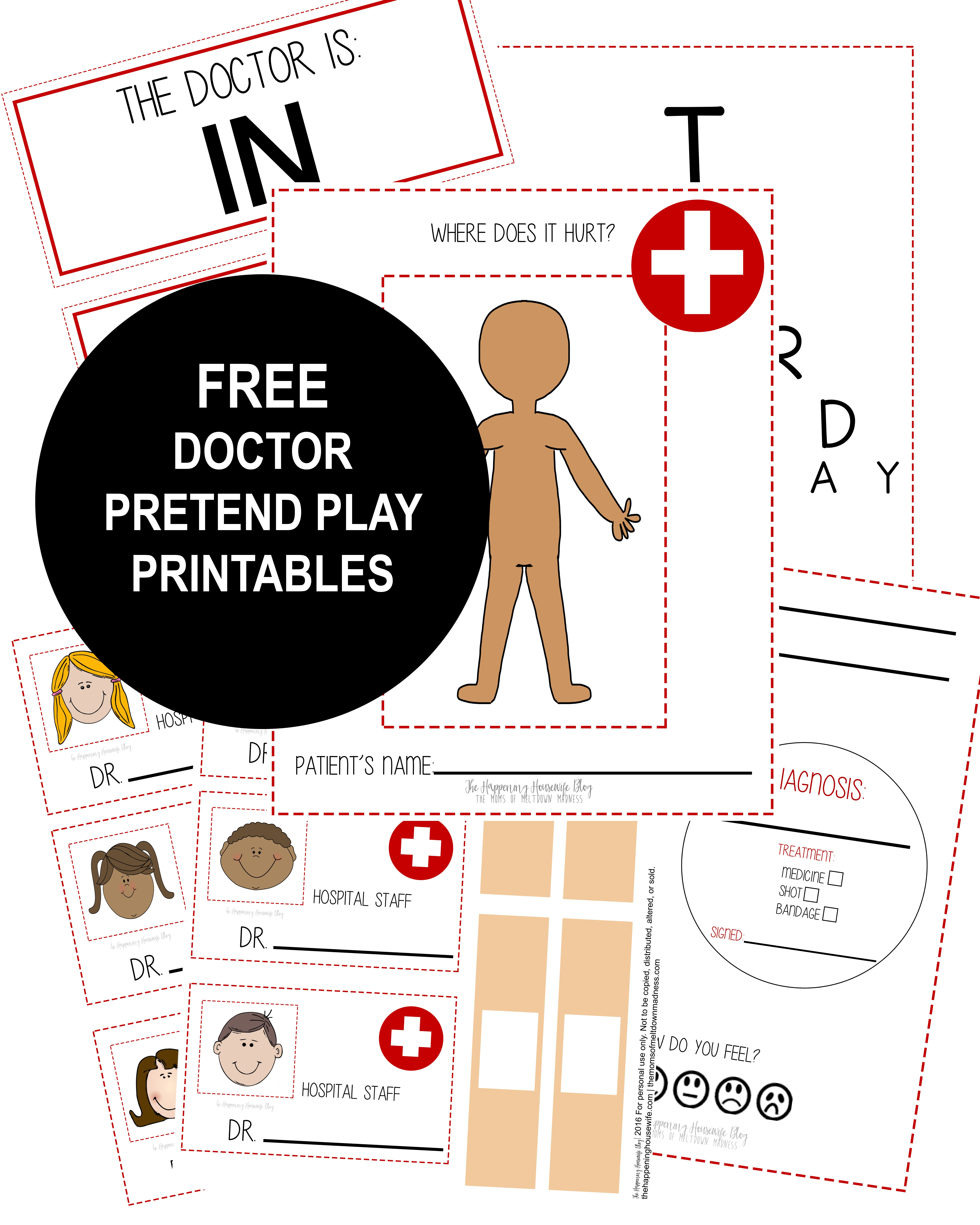 Doctor Play Set Image